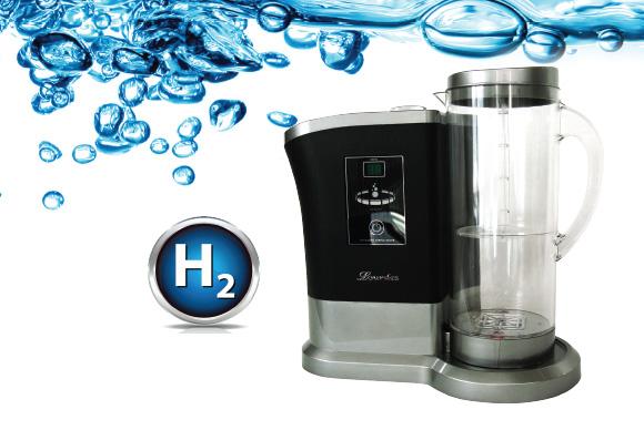 H2 víz Lourdes