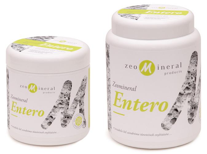 Zeomineral mix